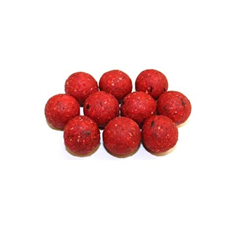 Boilie Strawberry 20mm 10 kg
