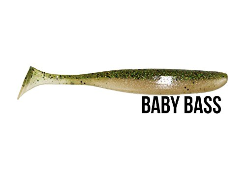 KEITECH 2'/5,3cm Easy Shiner - Baby Bass