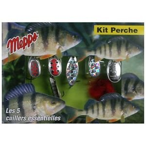 MEPPS Barsch Set Spinner Kit